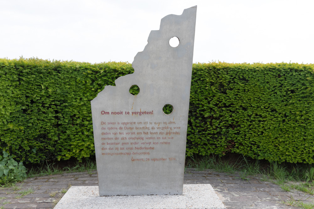Monument to the Fallen Elsendorp