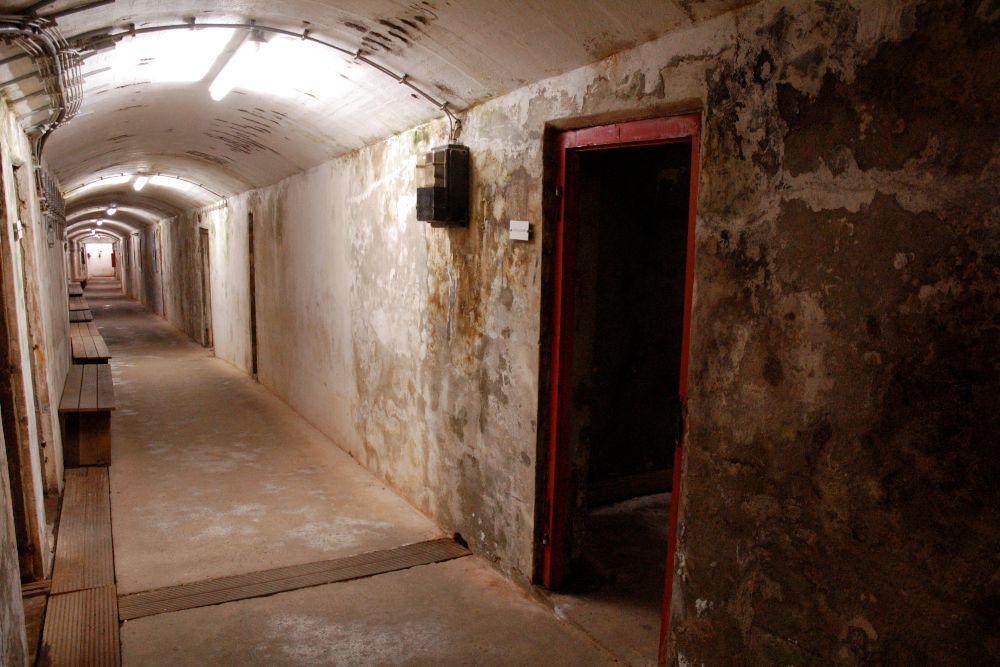 Festung Helgoland - Underground Bunker Helgoland