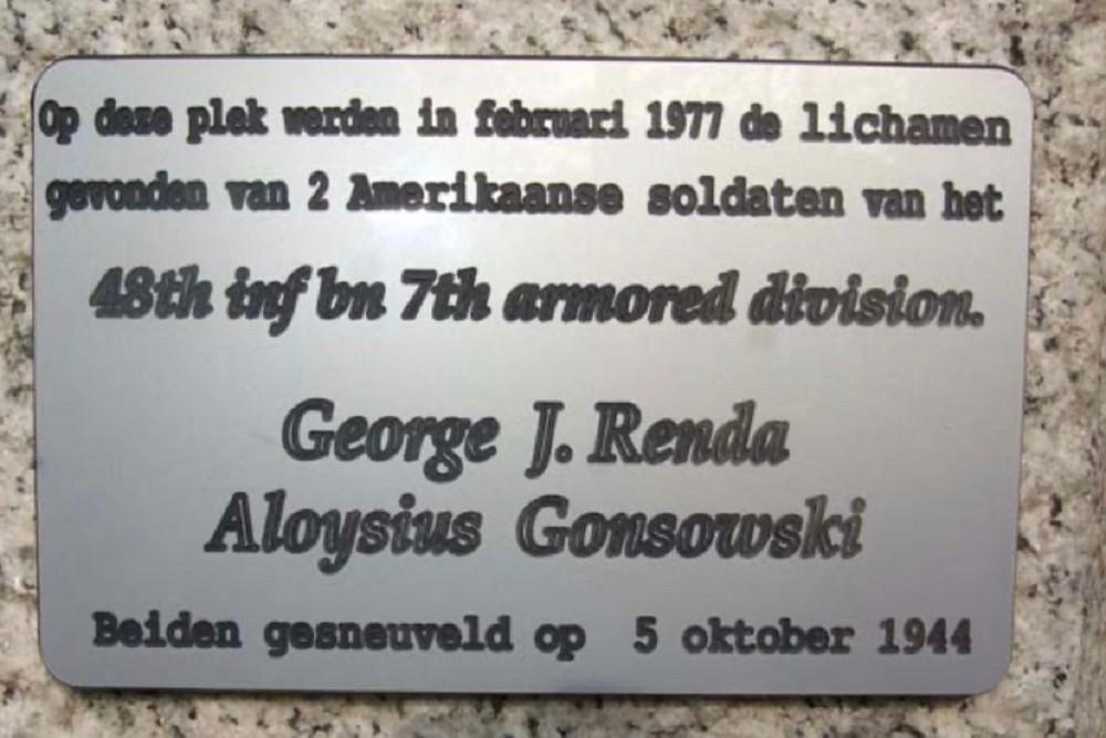 Monument Renda en Gonsowski