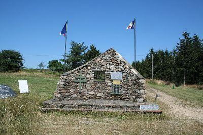 Monument Verzet Col de Fontfroide