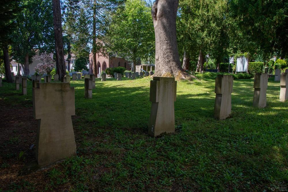 Duitse Oorlogsgraven Bad Pyrmont