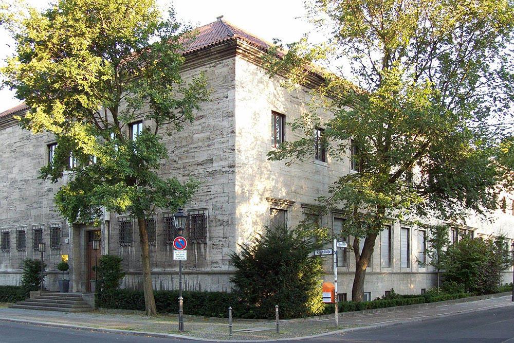 Former Headquarters Reichsministerium für die besetzten Ostgebiete