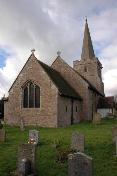 Oorlogsgraven van het Gemenebest St. Gregory Churchyard