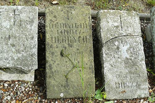 Grave Stones Polish Prisoners of War & Political Prisoners