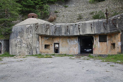 Maginot Line - Fort Monte Grosso