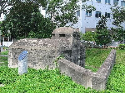 Pillbox Pasir Panjang