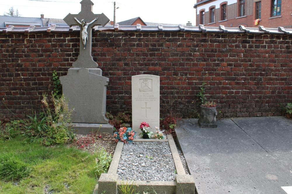 Commonwealth War Grave Grandmetz