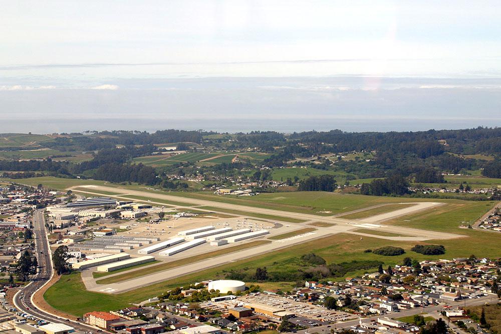 Watsonville Municipal Airport (Naval Air Auxiliary Station Watsonville)