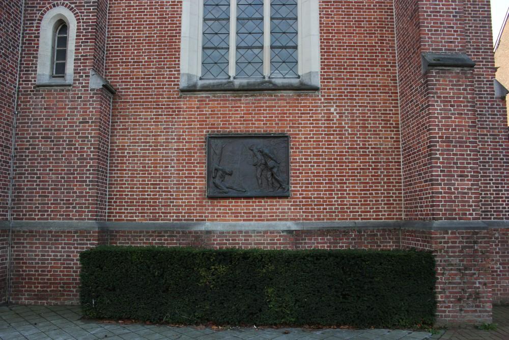 Commemorative Plates First World War Wichelen