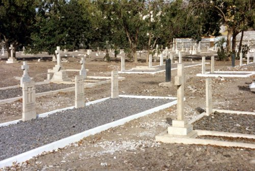 Commonwealth War Graves Maala