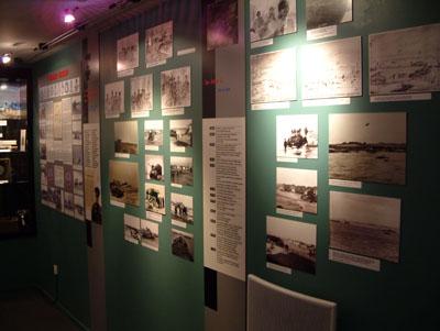 Musée America Gold Beach