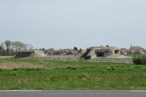 Landfront Vlissingen - Stützpunkt Kolberg Bunker 1 type 631