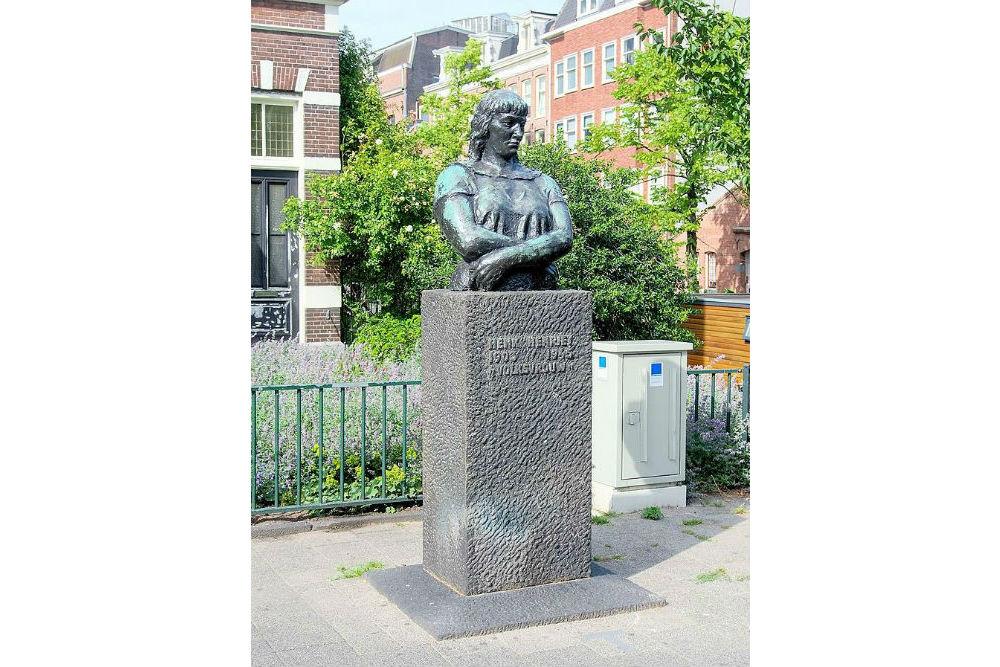 Memorial Henk Henriët