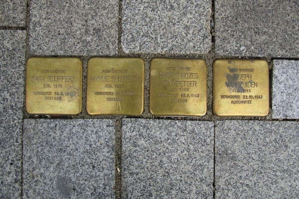 Herdenkingsstenen Vughterstraat 9