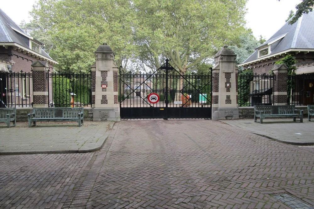 General Cemetery Crooswijk Rotterdam