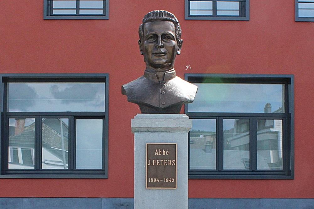Monument Abbé Joseph Peters Malmédy