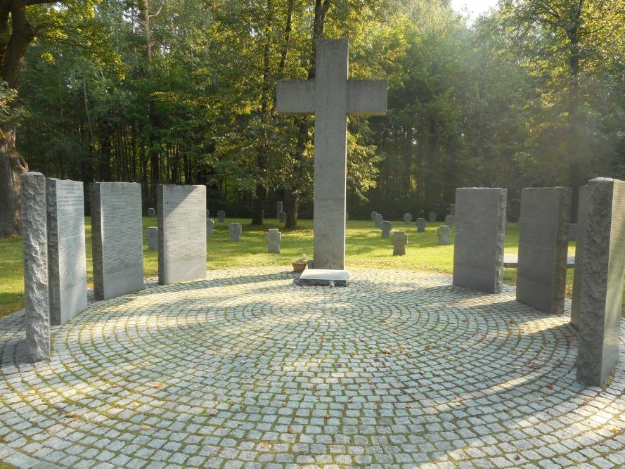 German War Cemetery Kauen / Kaunas