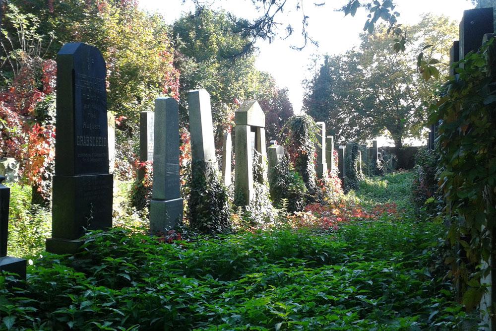 New Jewish Cemetery Prostejov