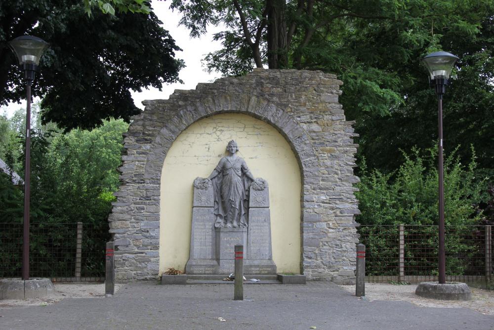 War Memorial Laplaigne