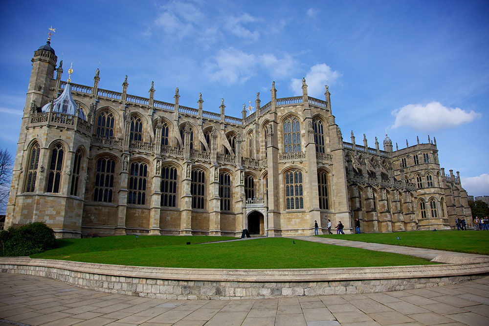 St. George's Chapel Windsor