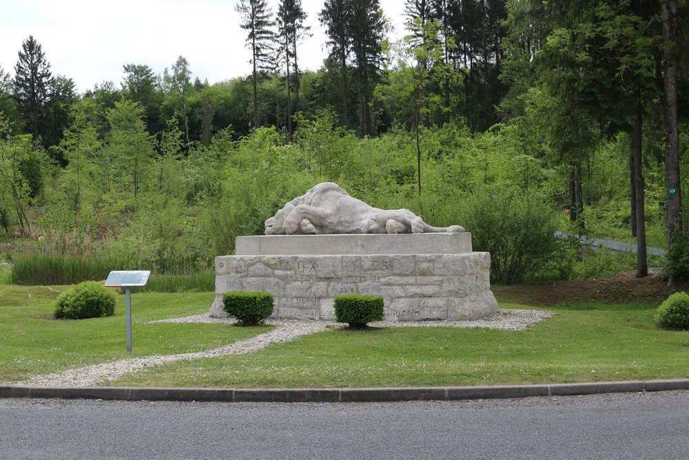Memorial 130th French Division (