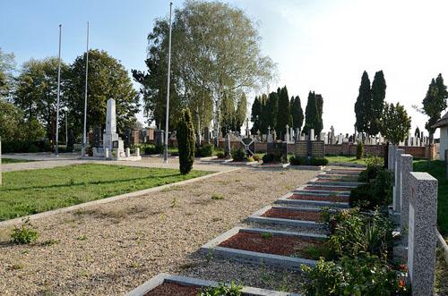 Soviet War Cemetery Orechov