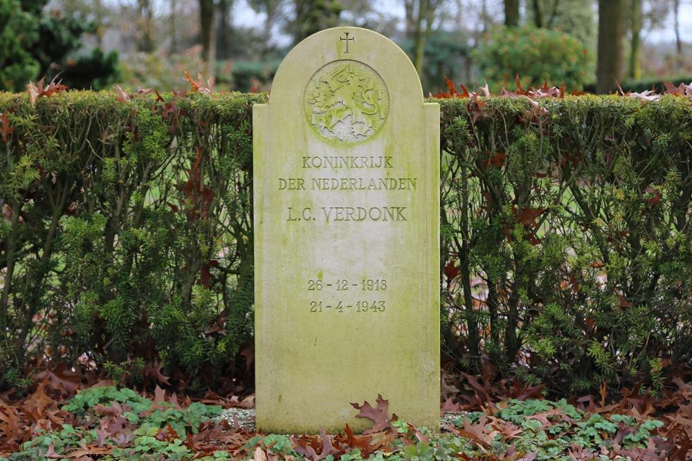 Dutch War Graves General Cemetery Eikenhof Cemetery