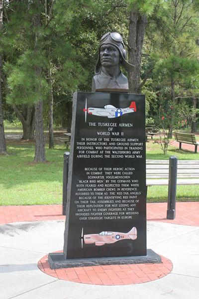 Monument Tuskegee Airmen