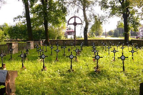 Oostenrijkse Oorlogsbegraafplaats Nr.71