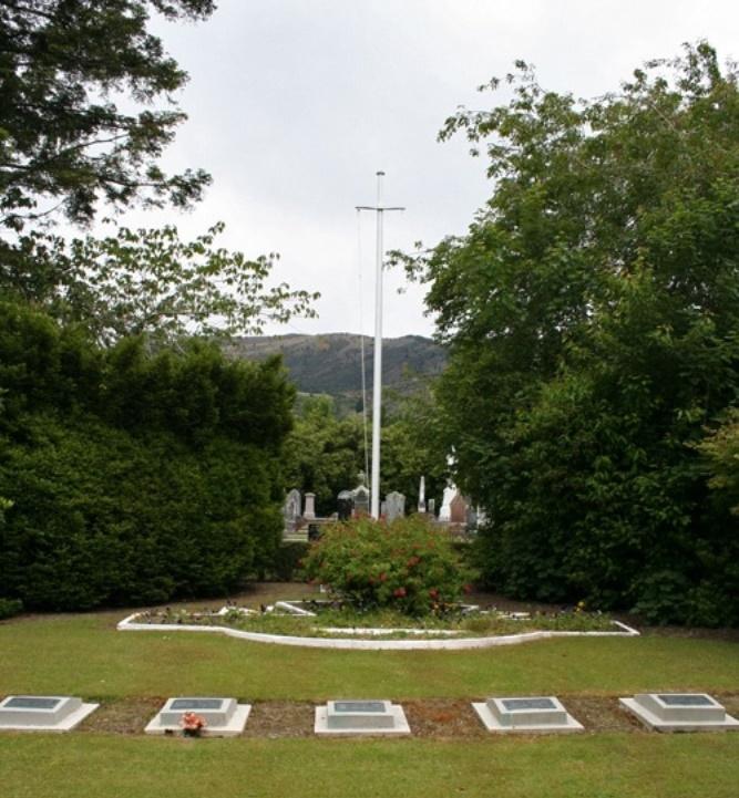 Oorlogsgraven van het Gemenebest Tapanui Cemetery