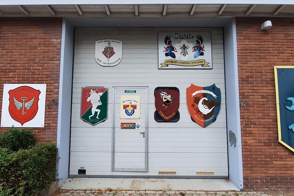 Museumpark Historische Collecties Logistieke Dienst KL