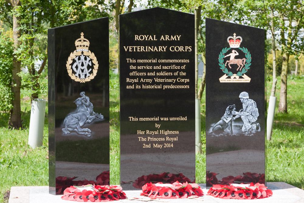 Royal Army Veterinary Corps Memorial