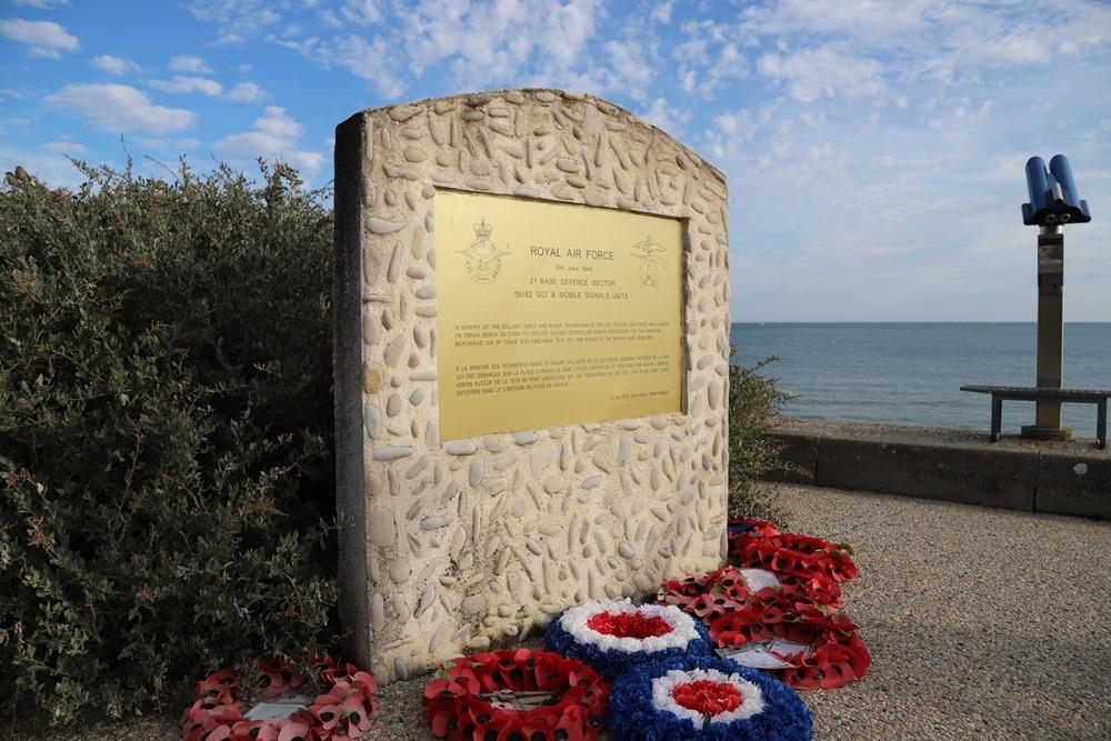 Monument RAF Mobile Signals Unit
