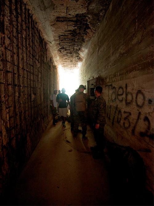 Japanese Command Bunker