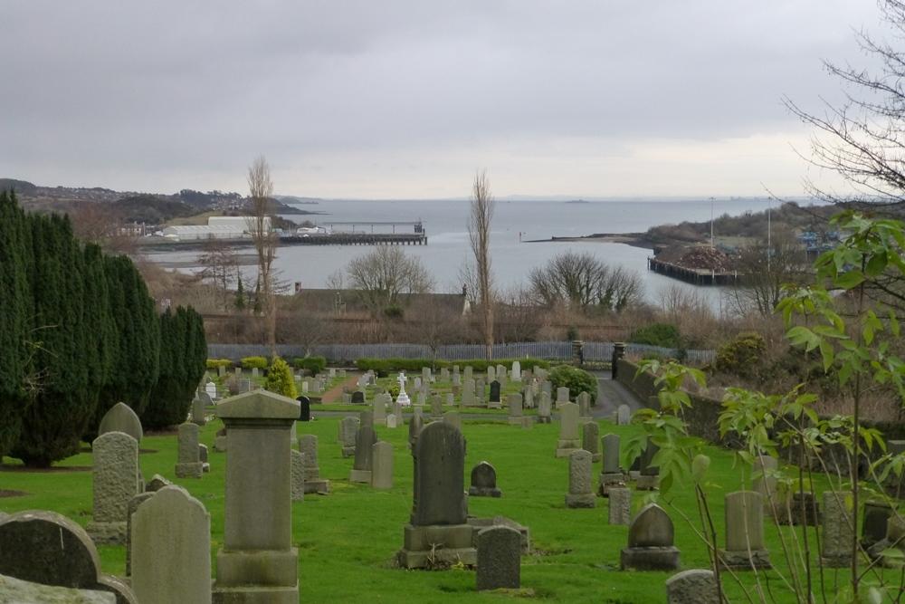 Commonwealth War Graves Inverkeithing Cemetery