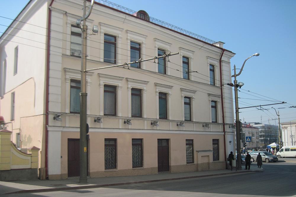 Palais Sapieha