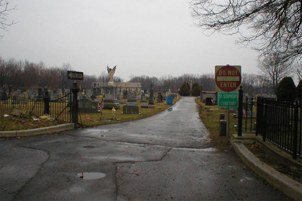 American War Grave Saint Stephens Cemetery