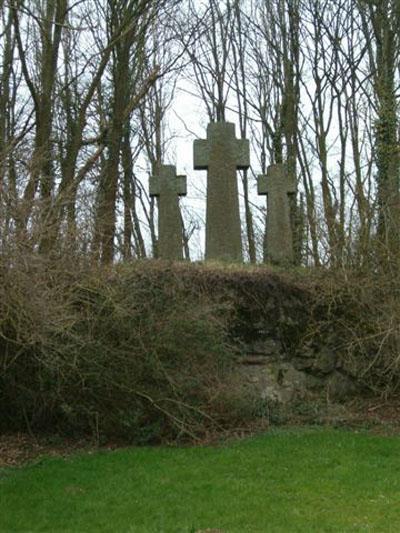 Duitse Oorlogsbegraafplaats Besch