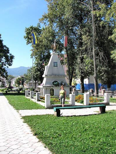 War Memorial Turul