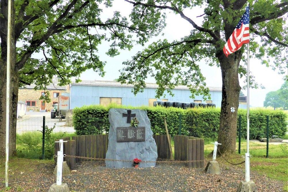 Gedenkteken Burgerslachtoffers