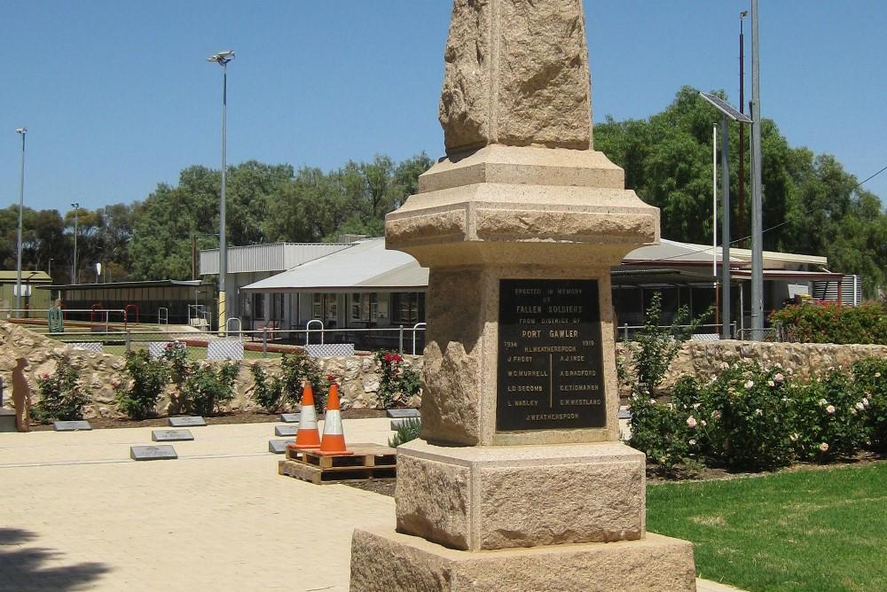 Afghanistan Memorial Garden