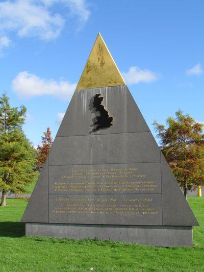 Monument Belgische Piloten