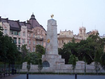 Russian War Memorial Budapest