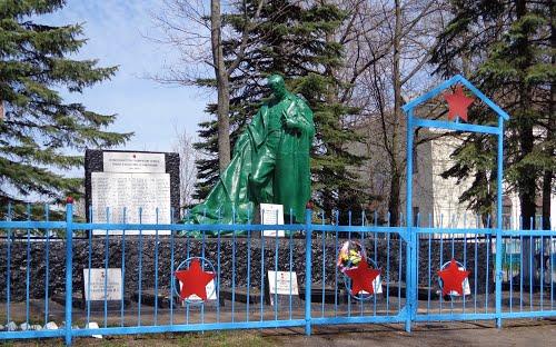 Sovjet Oorlogsbegraafplaats Vetrino
