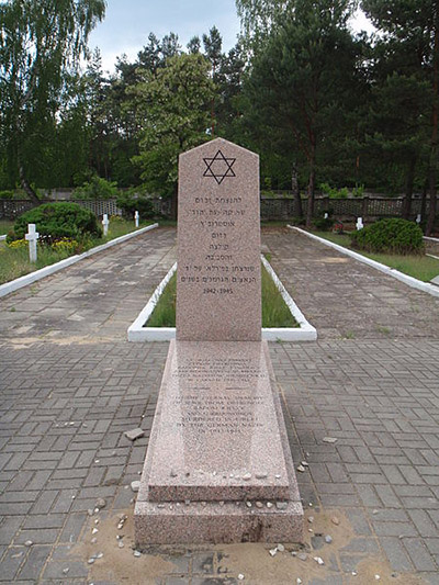 Holocaustmonument Radom