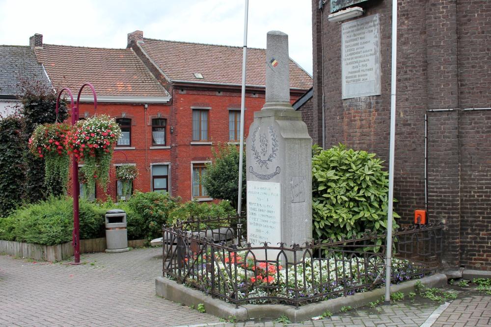 War Memorial Clabecq