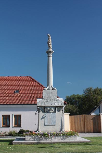 War Memorial Lanzenkirchen