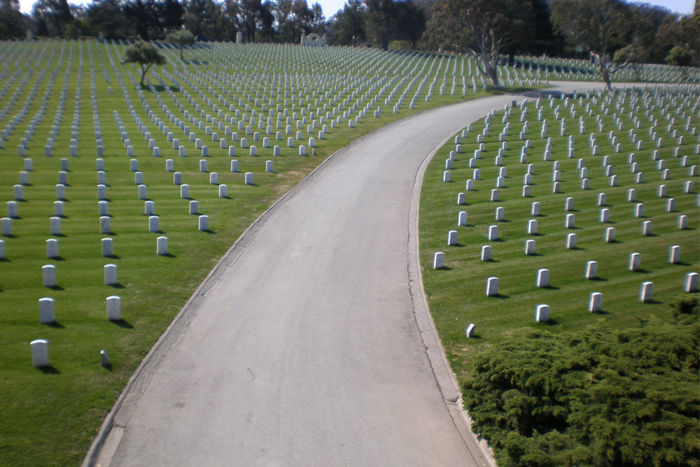 Italian War Graves Golden Gate