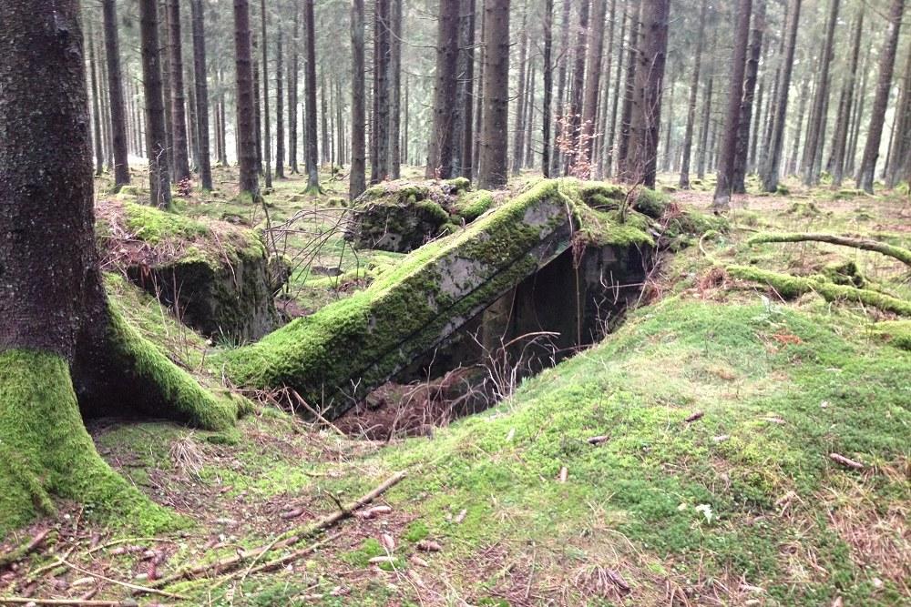 Duitse Bunker Hollerath
