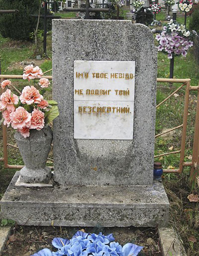 Grave Unknown Russian Soldier